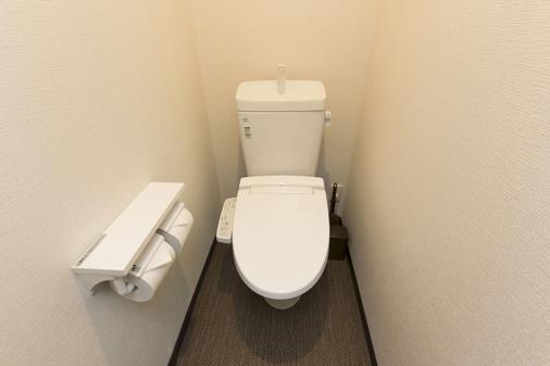 Ryoma Nishiooi I - Hostel - Tokyo - Bathroom