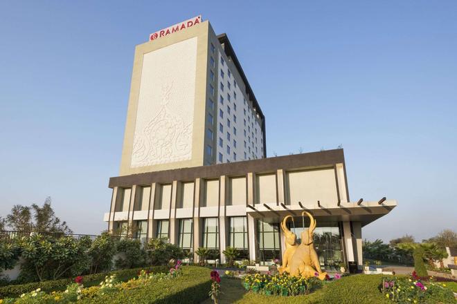 Ramada Plaza by Wyndham Agra - Āgra - Building