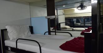 Qubestay Townhostel - Mumbai - Phòng ngủ