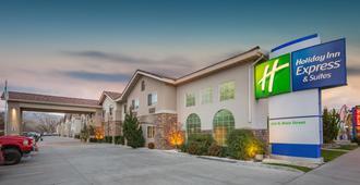 Holiday Inn Express Hotel & Suites Bishop - Bishop - Edificio