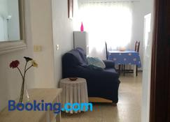 Apartamentos Domínguez - Valle Gran Rey - Sala de estar