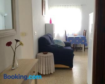 Apartamentos Domínguez - Valle Gran Rey - Wohnzimmer