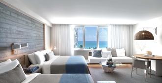 1 Hotel South Beach - מיאמי ביץ' - חדר שינה