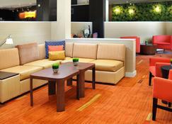 Courtyard by Marriott Oklahoma City Airport - Oklahoma City - Vardagsrum