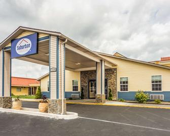 Suburban Extended Stay Hotel - Fort Wayne - Gebouw
