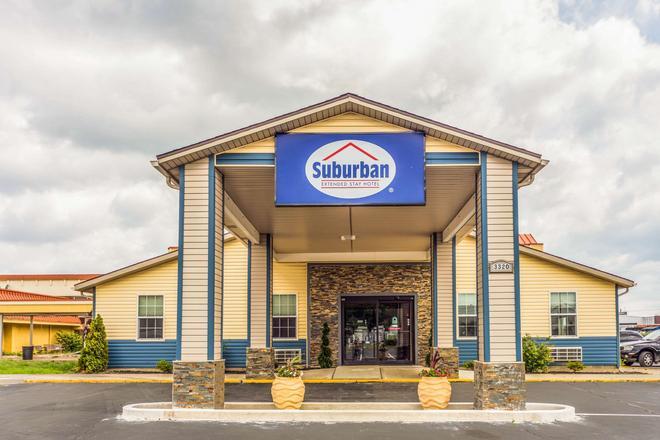 Suburban Extended Stay Hotel - Φορτ Γουέιν - Κτίριο