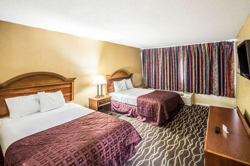 郊區長住公寓酒店 - 宛堡 - 韋恩堡 - 臥室