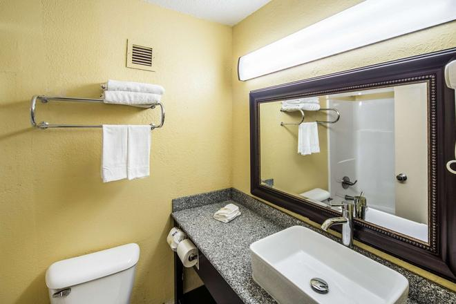 Suburban Extended Stay Hotel - Φορτ Γουέιν - Μπάνιο