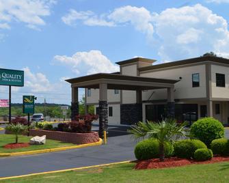 Quality Inn & Suites Athens University Area - Athens - Edificio