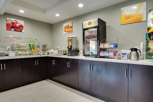 Quality Inn and Suites Athens - Athens - Buffet