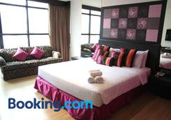 Grand Inn Hotel - Μπανγκόκ - Κρεβατοκάμαρα