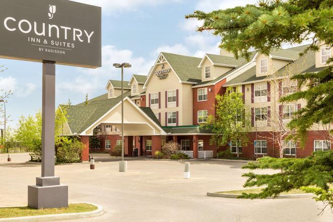 Country Inn & Suites by Radisson, Calgary Airport - Calgary - Building