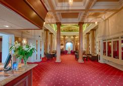 Queen's Hotel, Portsmouth Ltd. - Portsmouth - Hành lang