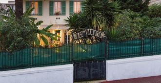 Logis Hôtel Villa Victorine - Niza