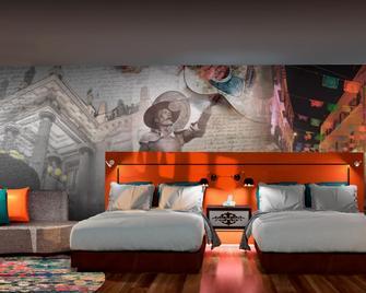 Hotel Indigo Guanajuato - Guanajuato - Habitación