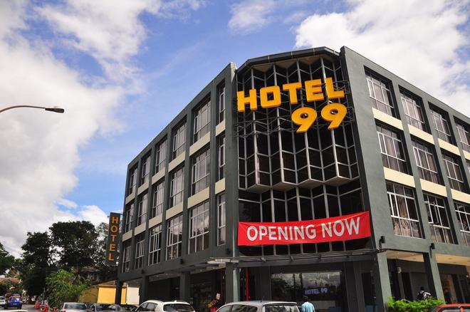 PJ柯拉納加亞99號飯店 - 吉隆坡 - 建築