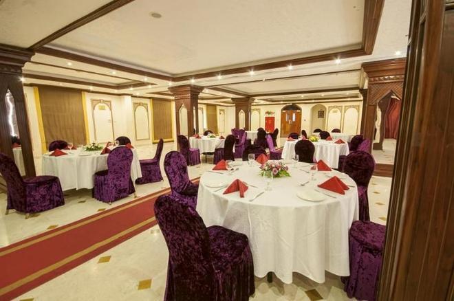 金泰綠洲大酒店 - 馬斯喀特 - 馬斯喀特 - 宴會廳