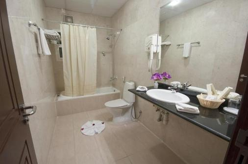 Hotel Golden Oasis - Muscat - Bathroom