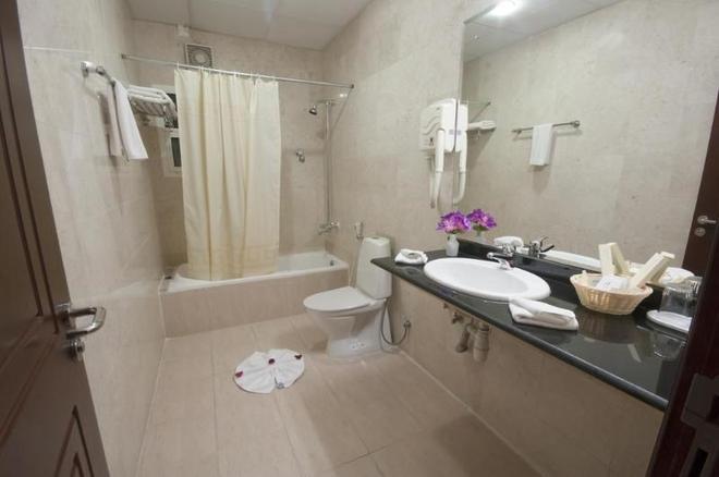 金泰綠洲大酒店 - 馬斯喀特 - 馬斯喀特 - 浴室