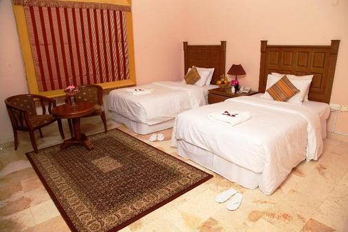 Hotel Golden Oasis - Muscat - Bedroom