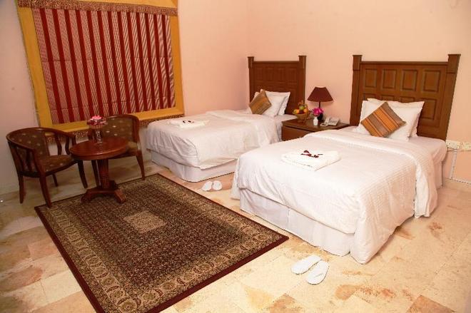 金泰綠洲大酒店 - 馬斯喀特 - 馬斯喀特 - 臥室