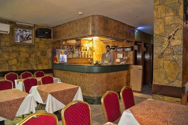 金泰綠洲大酒店 - 馬斯喀特 - 馬斯喀特 - 酒吧