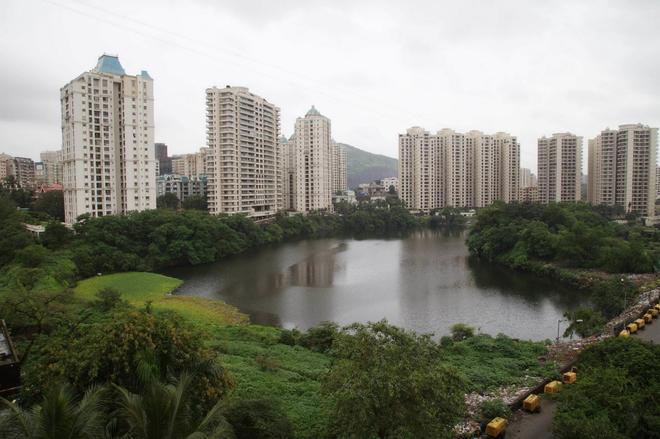 哈里發酒店 - 孟買 - 室外景