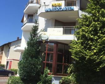 Hotel Wintergarten - Bad Bellingen - Building