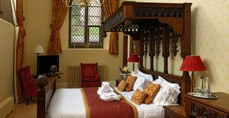 The Old Palace - Lincoln - Chambre