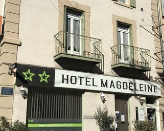 Hôtel Magdeleine - Romans-sur-Isère - Gebouw
