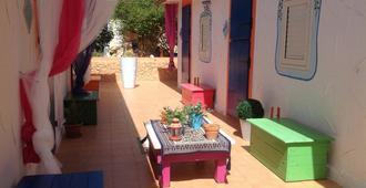 Blue Bab - Lampedusa - Patio