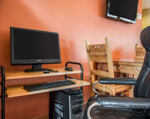 Econo Lodge Inn & Suites - Santa Fe - Khu vực làm việc