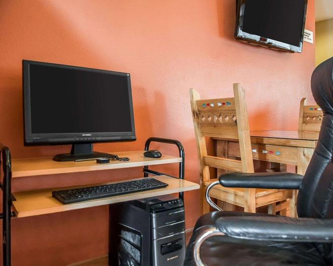 Econo Lodge Inn & Suites - Santa Fe - Forretningscenter