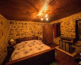 Al Monte Hotel - Agios Germanos - Спальня