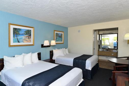 Americas Best Value Inn Bradenton Sarasota - Bradenton - Bedroom