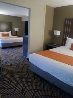 Best Western Heritage Inn - Chico - Chico - Makuuhuone