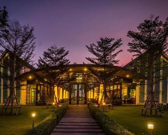Bangsaen Heritage Hotel - Chonburi - Building