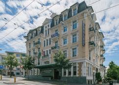 Best Western Plus Hotel Mirabeau - Lausanne - Byggnad