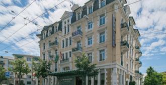 Best Western Plus Hotel Mirabeau - Λωζάνη - Κτίριο