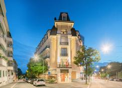 Best Western Plus Hotel Mirabeau - Lausanne - Building