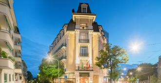 Best Western Plus Hotel Mirabeau - Lausana - Edifício