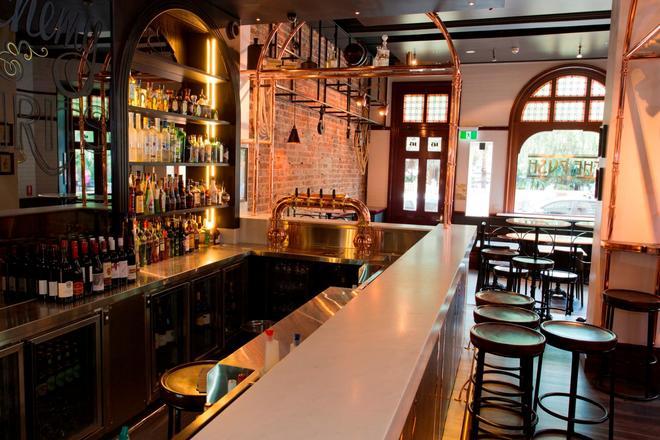 羅素酒店 - 岩石區 - 雪梨 - 酒吧