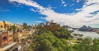The Russell Hotel - Sydney - Utomhus