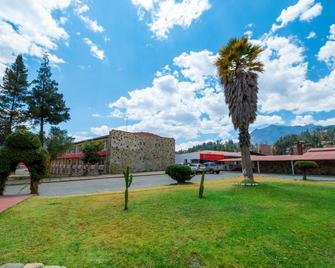 Real Hotel Huascaran - Huaraz - Outdoors view
