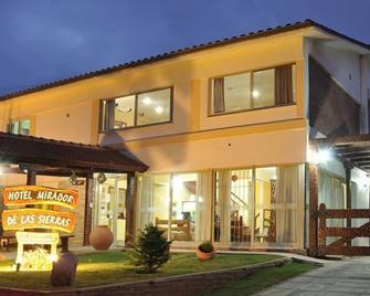 Hotel Mirador de las Sierras - Villa Carlos Paz - Gebouw