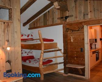 Sonnberg Apartment - Niedernsill - Bedroom
