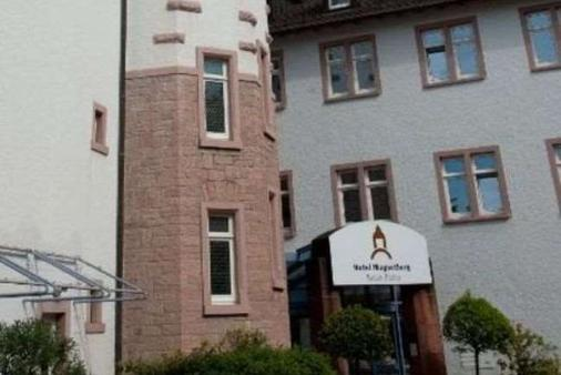 Hotel Magnetberg Baden-Baden - Baden-Baden - Building