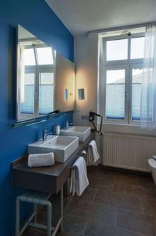 Hotel Magnetberg Baden-Baden - Baden-Baden - Bathroom