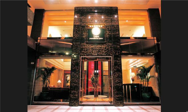 Taipei International Hotel - Taipei - Building