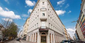 Hotel Babula am Augarten - Vienna - Camera da letto